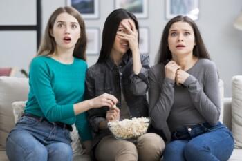 ABG Tega Bunuh Bocah, Ini Dampak Buruk Film Horor Bagi Anak