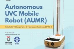 AUMR dan RAISA, 2 Robot Asisten Medis Karya Anak Bangsa