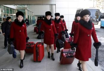 Kereta Berisikan Wanita Cantik hingga Misteri Mobil Kim Jong Un
