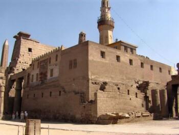 Masjid Abu Al-Haggag, Mesir (wikipedia)