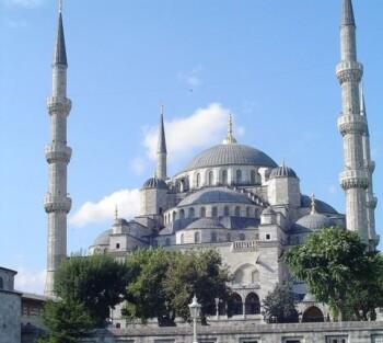 Masjid Sultan Ahmed, Turki (wikipedia)