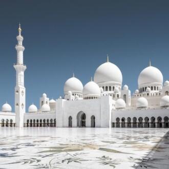 Masjid Sheikh Zayed Grand Arab Saudi (wikipedia)