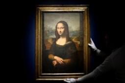 Diperkirakan Laku Rp805 Triliun, Ini Sederet Fakta Lukisan Mona Lisa