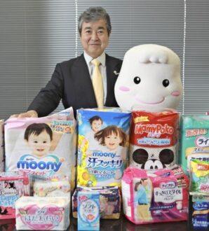 Kisah Takahisa Takahara, Berharta Rp91,6 Triliun berkat Pampers Bayi