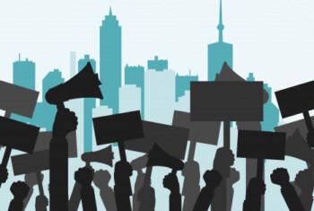 Kasus George Floyddan Jejak Demonstrasi Anti-Rasial Kulit Hitam di AS