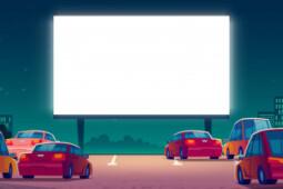 Jadi Viral di Jakarta, Ini Sejarah Drive In Cinema