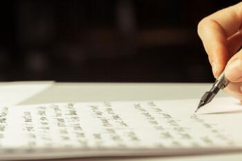 Mengungkap Hal-Hal yang Bisa Dilihat Lewat Tulisan Tangan