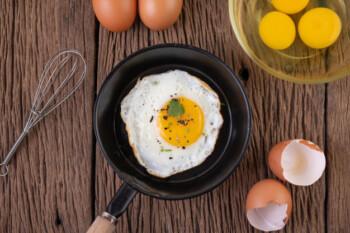 Dari Ayam Tapi Namanya Telur Mata Sapi, Ini Sejarah Telur Ceplok