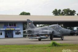 Mengenal Pesawat Tempur Hawk 200, Si Gesit Penjaga Perbatasan Negara