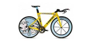 Sepeda Trek Yoshimoto Nara (liputan6)
