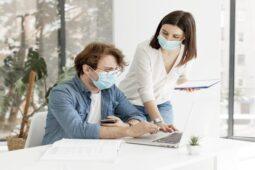 Waspada Penularan Corona Terbanyak Terjadi di Kantor, Patuhi 7 Protokol Kesehatan Ini