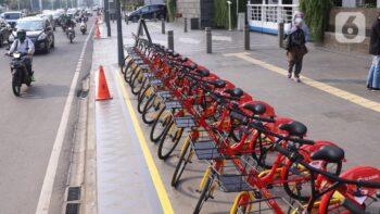 Bikers, Begini Cara Aman untuk Menggunakan Bike Sharing