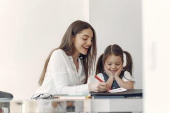 Tips Belajar di Rumah Biar Sukses dan Anak Tidak Stres