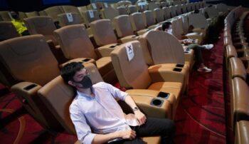 Bioskop Segera Dibuka Kembali, Ini Aturan Protokol Kesehatan yang Harus Dipatuhi