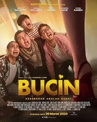 Poster film Bucin (istimewa)