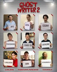 Ghost Writer 2 (istimewa)