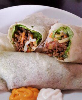 Kebab (ilustrasi/Istimewa)