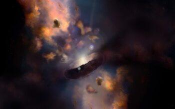 Black Hole 34 Miliar Kali Matahari dan 6 Hal Mengerikan di Luar Angkasa