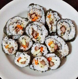 Sushi roll (istimewa)