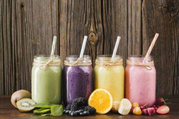 Salah satu diet ekstrem yaitu hanya minum jus buah (ilustrasi Freepik)
