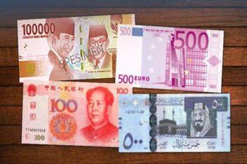 Kritikan terhadap rupiah adalah dituding mirip yuan (Detik)