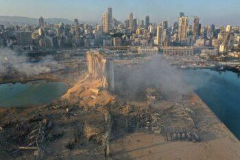 3 Hoaks Ini Iringi Ledakan Beirut, Lebanon