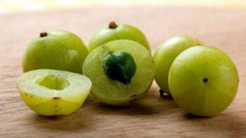 Solusi atasi rambut rontok dari India berupa buah amla (JIBI/Bisnis Indonesia)