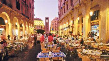 Dijuluki Paris Timur Tengah, Ini 5 Fakta Menarik Kota Cantik Beirut