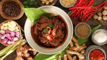 Makanan khas Indonesia kian mendunia (detik)