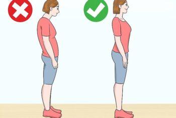 10 Tips Memperbaiki Postur Tubuh