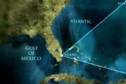 Teori Baru Misteri Pesawat Lenyap Ditelan Segitiga Bermuda