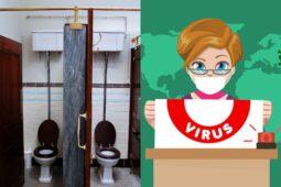 Tips Menghindari Penularan Virus Corona di Toilet Umum