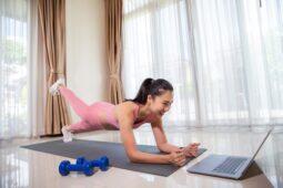 4 Aplikasi Olahraga Saat Harus di Rumah Saja, Auto Perut Rata!
