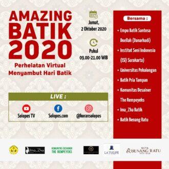 Virtual Amazing Batik