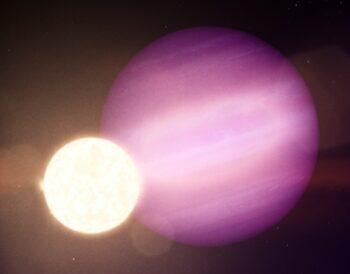 Wow! Planet Ini Mengorbit Pada Bangkai Bintang