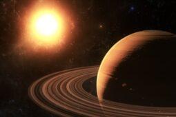 Ada Pangkalan Alien di Saturnus? Ini Faktanya