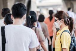 CDC: 50 Persen Penularan Kasus Corona Lewat OTG