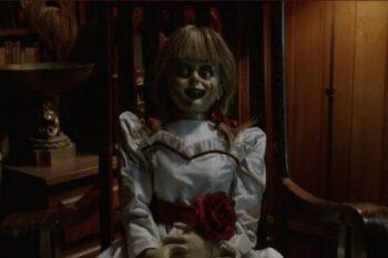 annabelle merupakan salah satu film horor dari kisah nyata (Detik)