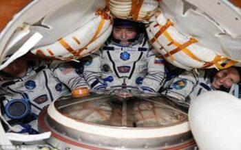 Kru Soyuz MS-16 Selamat Mendarat di Bumi Setelah 20 Tahun di Luar Angkasa
