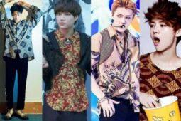 Kilas Balik Deretan Artis K-Pop Berbatik
