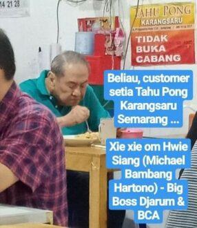 michael bambang hartono (Twitter)