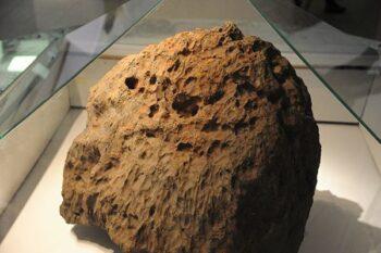 Meteorit Chelyabinsk (istimewa)