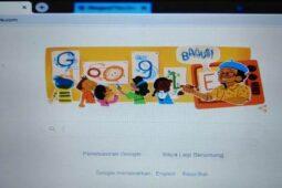 Mengenal Tino Sidin, Sang Guru Gambar yang Jadi Google Doodle