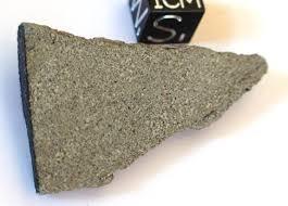 Meteorit Mars Zagami (istimewa)
