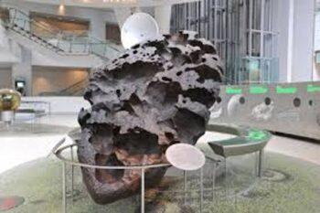 Meteorit Willamette (istimewa)