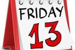 Ada 3 Kali Friday 13th dalam Setahun  Muncul 6 Tahun Lagi, Sehoror Apa?
