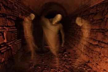 Kematian dan kehidupan manusia setelah mati masih jadi rahasia (ilustrasi Freepik)