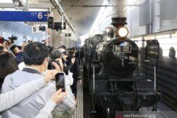 "Kereta  Uap ""Demon Slayer"" Hadir di Jepang"