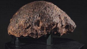 Ini Harga Batu Meteor Termahal di Dunia