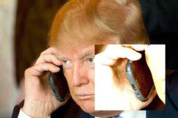 Ini Ponsel Presiden AS, Jadul atau Canggih Ya?